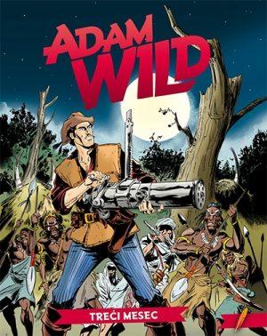 ADAM WILD 5 - TREĆI MESEC