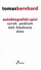 AUTOBIOGRAFSKI SPISI - Mek povez