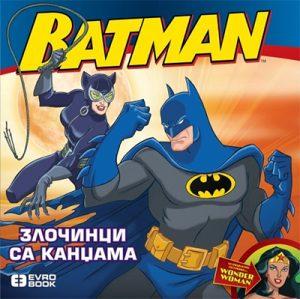 BATMAN: ZLOČINCI SA KANDŽAMA