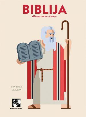 BIBLIJA: 40 LIČNOSTI IZ BIBLIJE