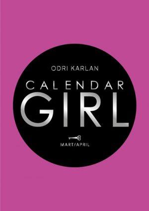 CALENDAR GIRL: MART - APRIL