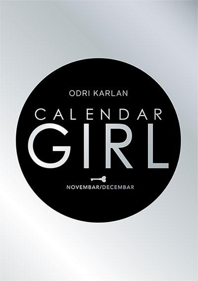 CALENDAR GIRL NOVEMBAR - DECEMBAR