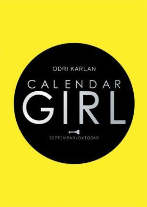 CALENDAR GIRL: SEPTEMBAR - OKTOBAR