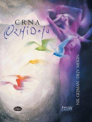 CRNA ORHIDEJA