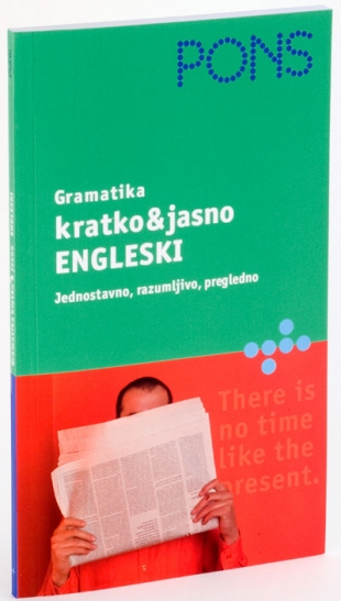 GRAMATIKA KRATKO I JASNO - engleski