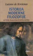 ISTORIJA MODERNE FILOZOFIJE, od Nikole Kuzanskog do Galiea Galileja