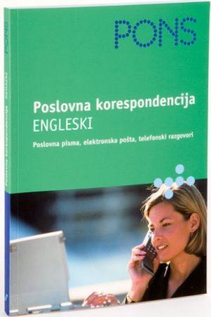POSLOVNA KORESPONDENCIJA - engleski