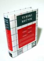REČNIK TURSKO-SRPSKI; SRPSKO-TURSKI