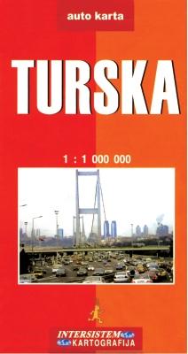 TURSKA - Auto karta - Intersistem