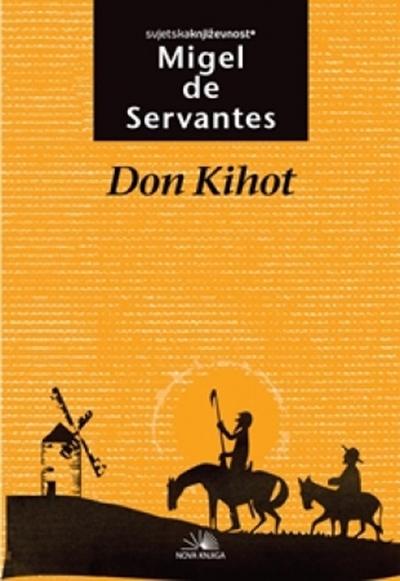 DON KIHOT, PRVI DEO
