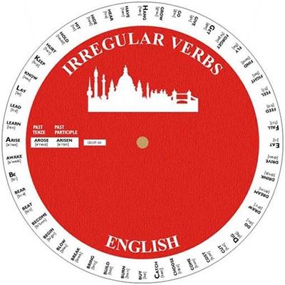 ENGLESKI - IRREGULAR VERBS
