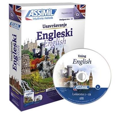 ENGLESKI USAVRŠAVANJE / NIVO C1