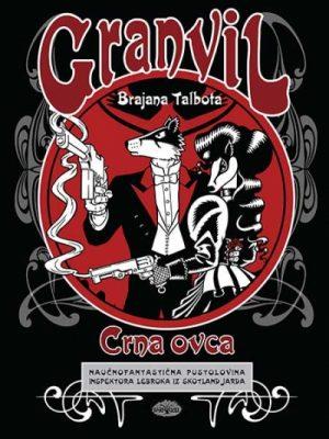 GRANVIL 3 - CRNA OVCA