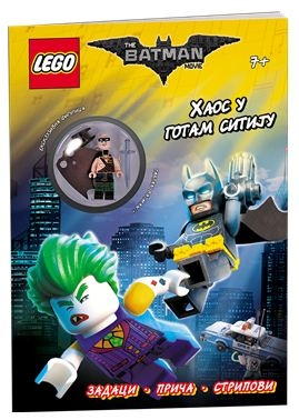 THE LEGO® Batman Movie - HAOS U GOTAM SITIJU
