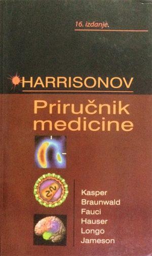 HARRISONOV PRIRUČNIK INTERNE MEDICINE