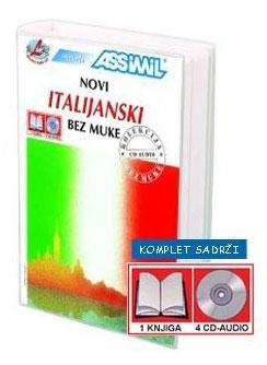 NOVI ITALIJANSKI BEZ MUKE - Nivo B2, Assimil
