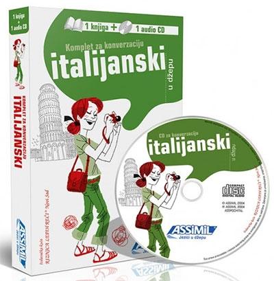 ITALIJANSKI U DŽEPU SA CD-OM