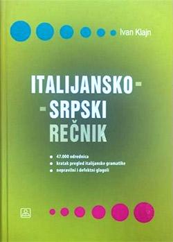 ITALIJANSKO SRPSKI STANDARDNI REČNIK