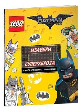 THE LEGO® Batman Movie - IZABERI SUPERHEROJA