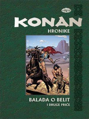 KONAN HRONIKE 4