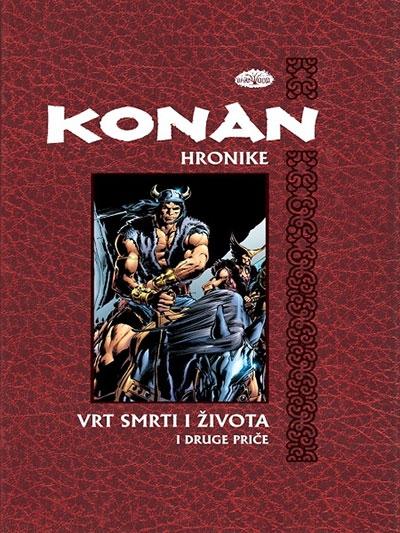 KONAN HRONIKE 3