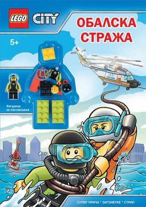 LEGO CITY - OBALSKA STRAŽA