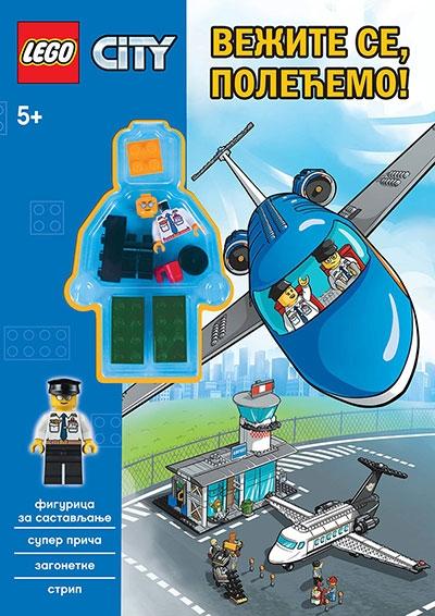 LEGO CITY - VEŽITE SE, POLEĆEMO