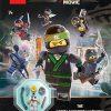 LEGO NINJAGO MOVIE - GODIŠNJAK