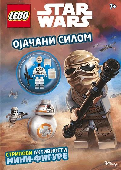 LEGO STAR WARS - OJAČANI SILOM