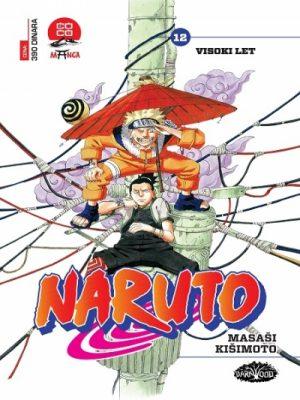 NARUTO 12 - VISOKI LET