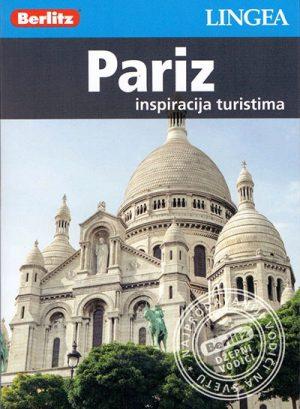 PARIZ – INSPIRACIJA TURISTIMA