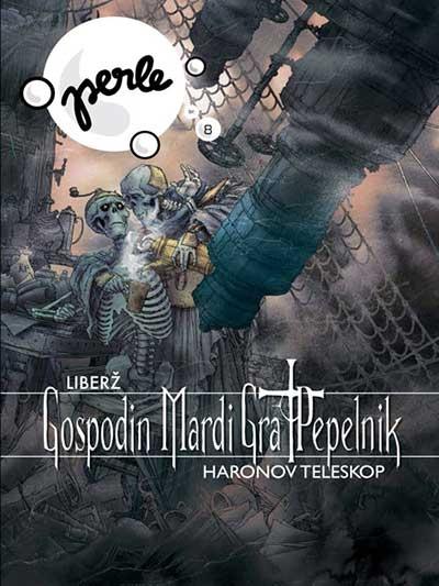 PERLE 8: MARDI GRA 2 - HARONOV TELESKOP