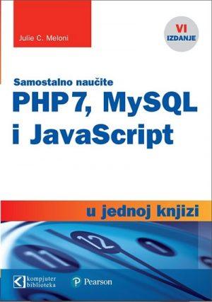 PHP MYSQL I JAVASCRIPT U JEDNOJ KNJIZI
