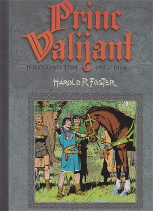 PRINC VALIJANT, 11