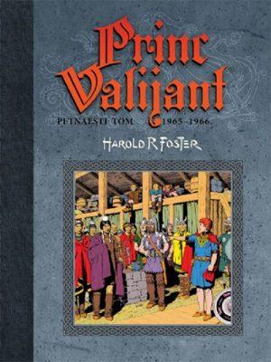 PRINC VALIJANT 15