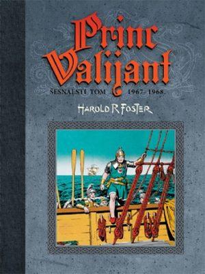 PRINC VALIJANT 16