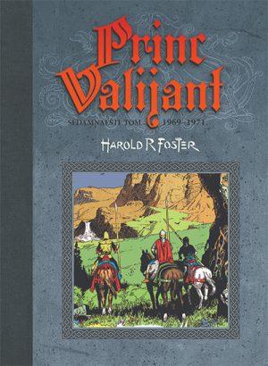 PRINC VALIJANT 17