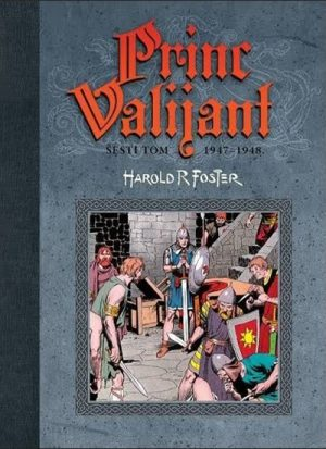 PRINC VALIJANT 6