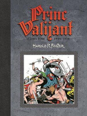 PRINC VALIJANT. TOM 7