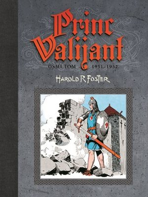PRINC VALIJANT. TOM 8