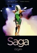 SAGA - IV TOM
