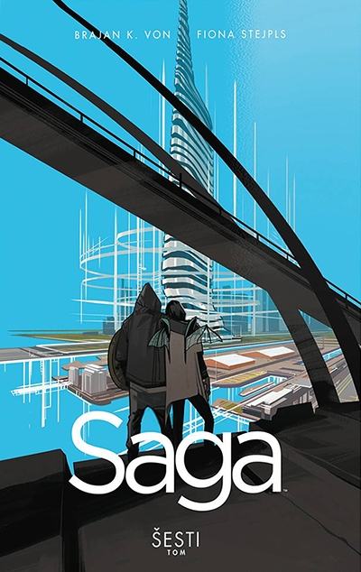 SAGA - VI TOM