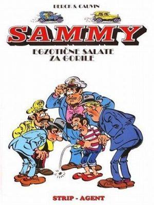 SAMMY 2: EGZOTIČNE SALATE ZA GORILE