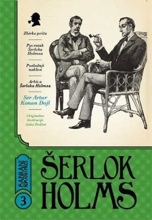 ŠERLOK HOLMS 3 - PRIČE