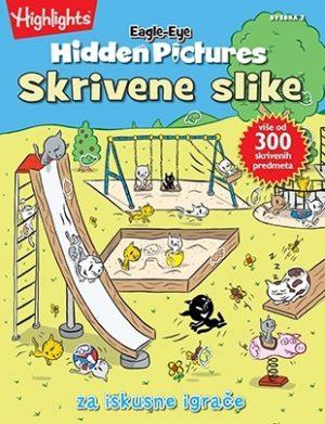 SKRIVENE SLIKE - SVESKA 2