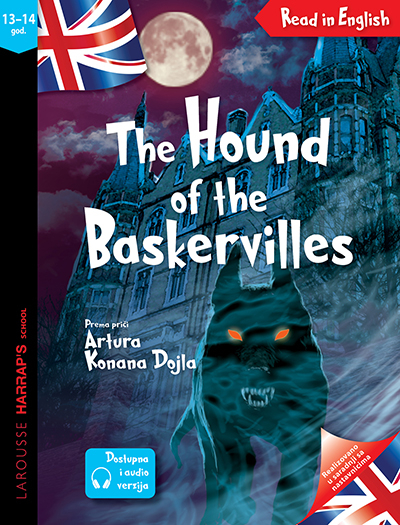 THE HOUND OF THE BASKERVILLES – READ IN ENGLISH