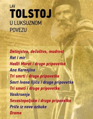 TOLSTOJ KOMPLET 1-14