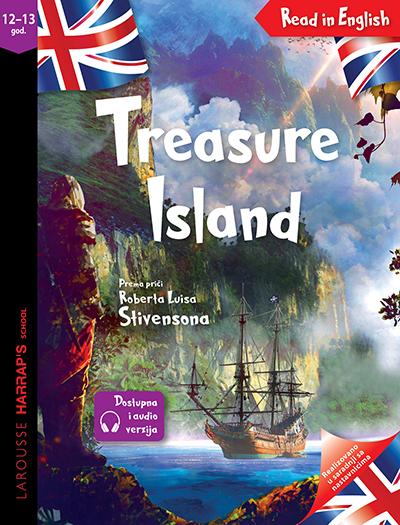 TREASURE ISLAND – READ IN ENGLISH