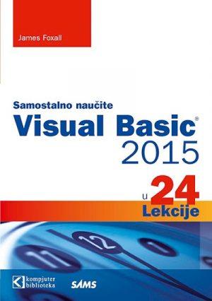 VISUAL BASIC 2015 U 24 LEKCIJE