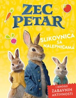 ZEC PETAR - SLIKOVNICA SA NALEPNICAMA